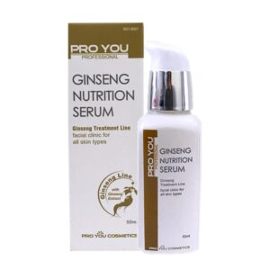 Ginseng nutrition serum