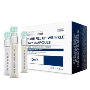 Pro You Pore Fill Up Wrinkle Day Night Ampoule Dual Set