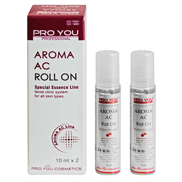 pro you aroma ac roll on akne